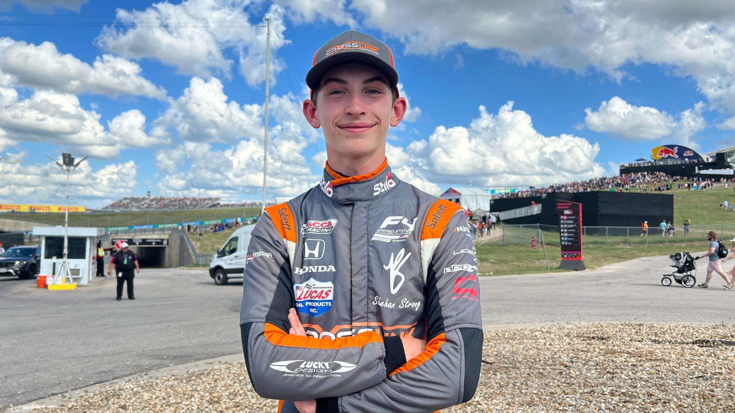 Ryan Shehan - F1