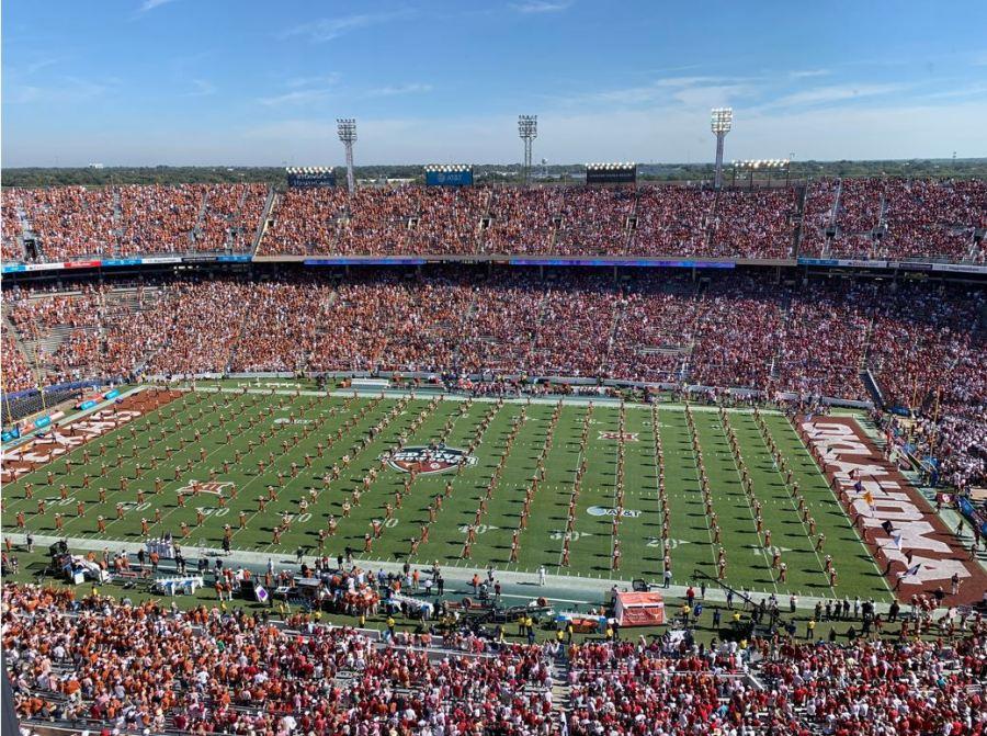 Texas-Oklahoma kickoff 2021