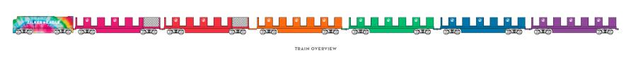 Zilker Eagle Train rendering (Courtesy Austin Parks Foundation)