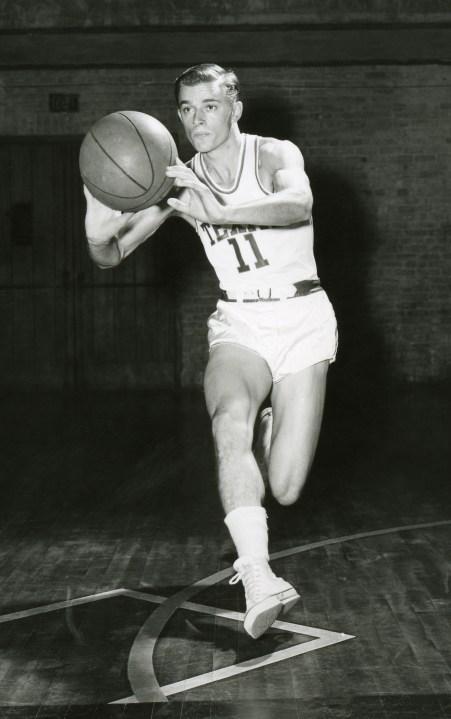 Leon Black - Longhorns basketball