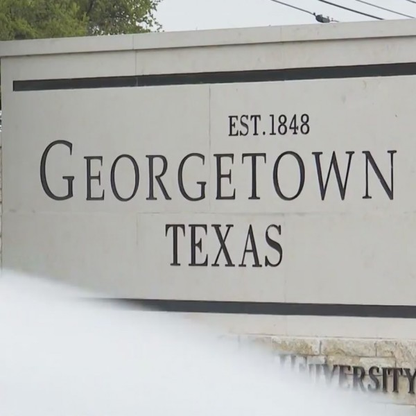 City of Georgetown (KXAN photo)