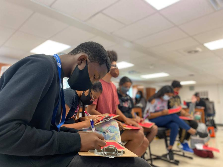Round Rock ACC Early College (KXAN/Kaitlyn Karmout)