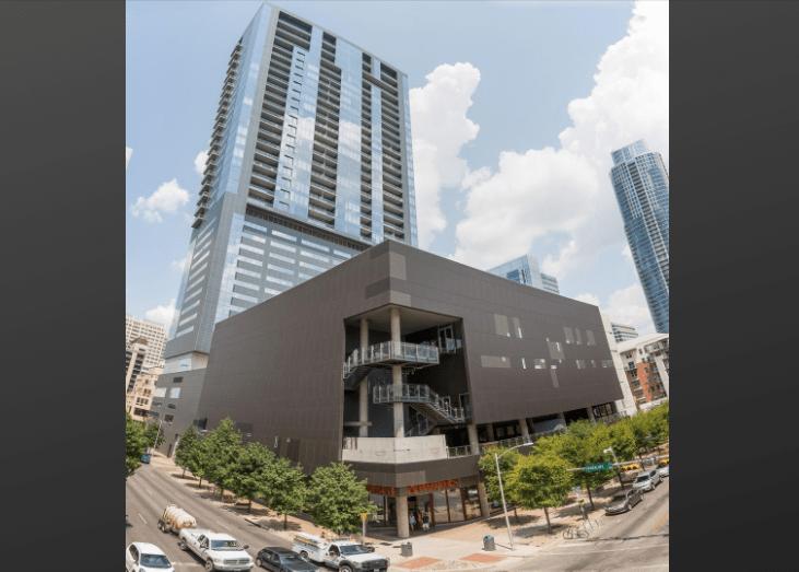 Photo of the W Austin hotel